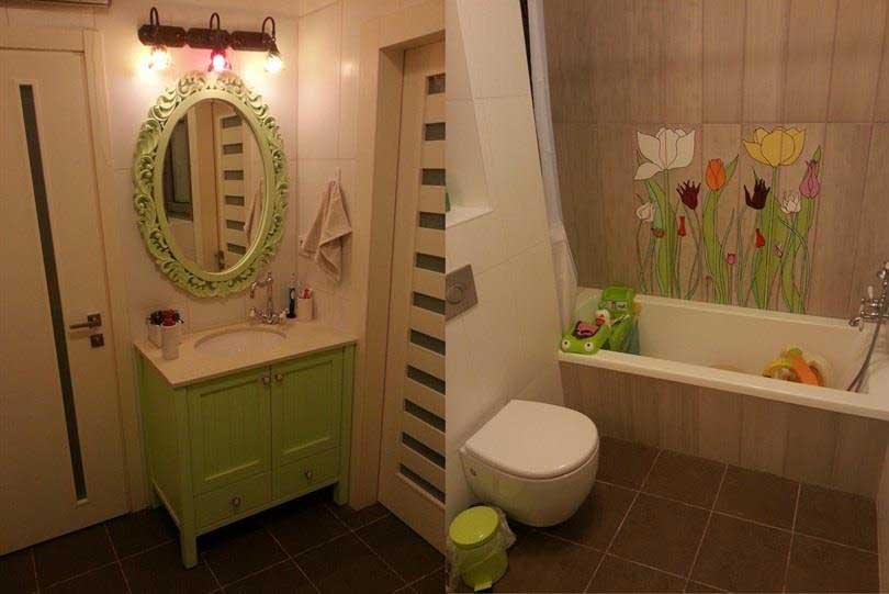 התאמת אריחי אמבטיה לסגנון עיצוב פנים הבית