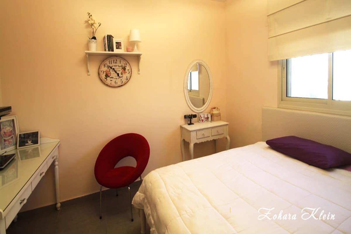 עיצוב חדר שינה בתל אביב
