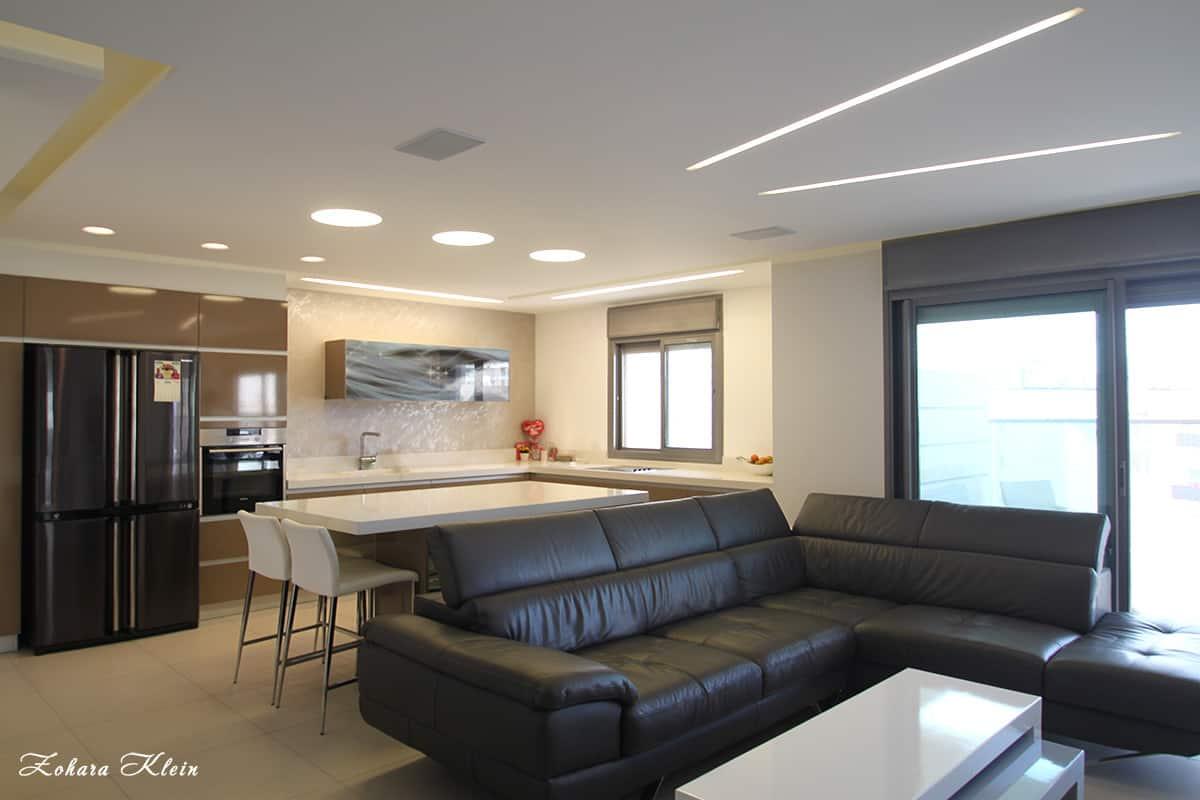 תאורה אדריכלית מודרנית והחסכונית