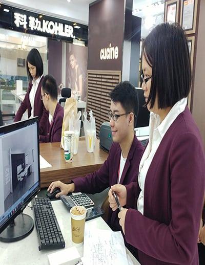 רכישות בסין