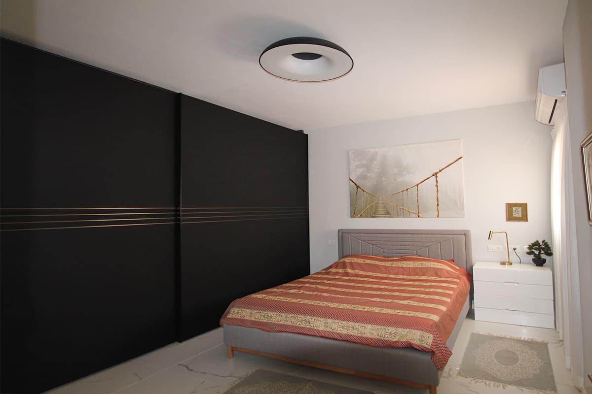 עיצוב חדרים - חדרי שינה