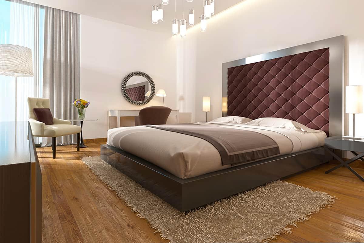 עיצוב חדרי שינה מודרני קלאסי