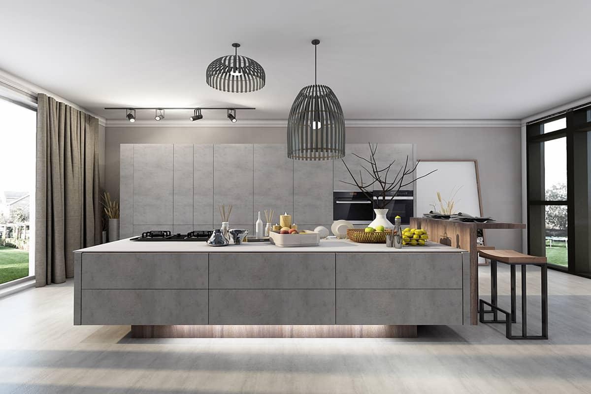 עיצוב מטבח מודרני 2018